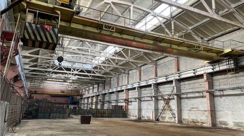 Аренда - Сухой склад, 1600 кв.м., г. Львов