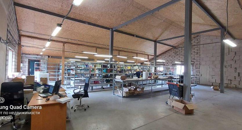 Rent - Warm warehouse, 1100 sq.m., Kiev - 6