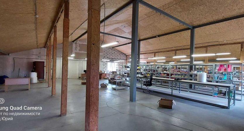 Rent - Warm warehouse, 1100 sq.m., Kiev - 4