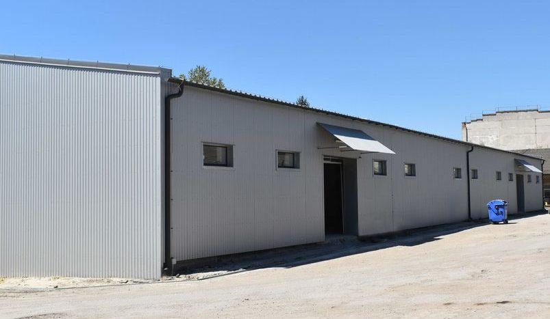 Аренда - Сухой склад, 800 кв.м., г. Тернополь