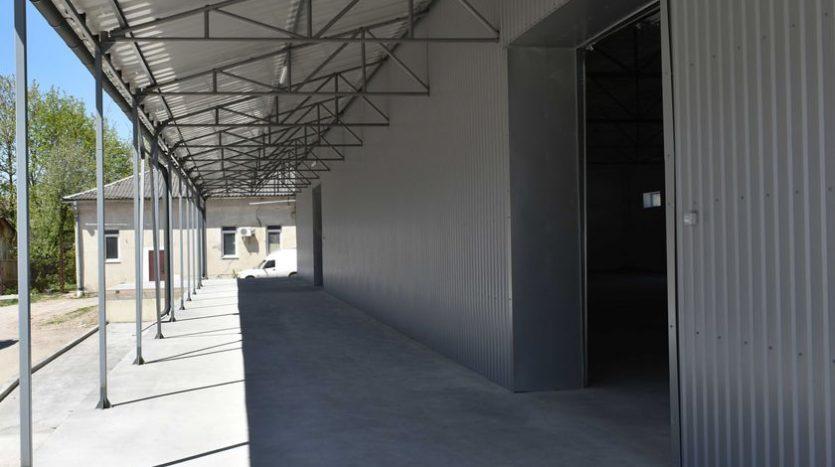 Аренда - Сухой склад, 800 кв.м., г. Тернополь - 3