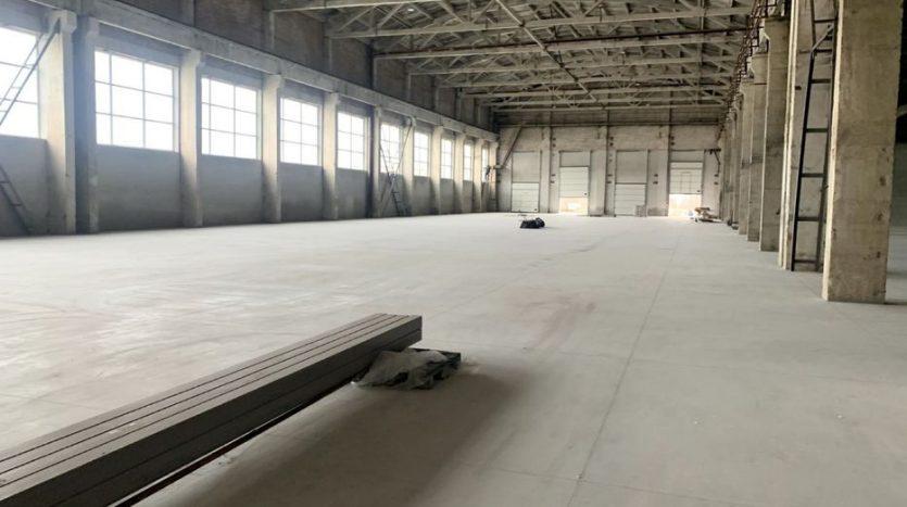 Аренда - Неотапливаемый склад, 1120 кв.м., г. Львов