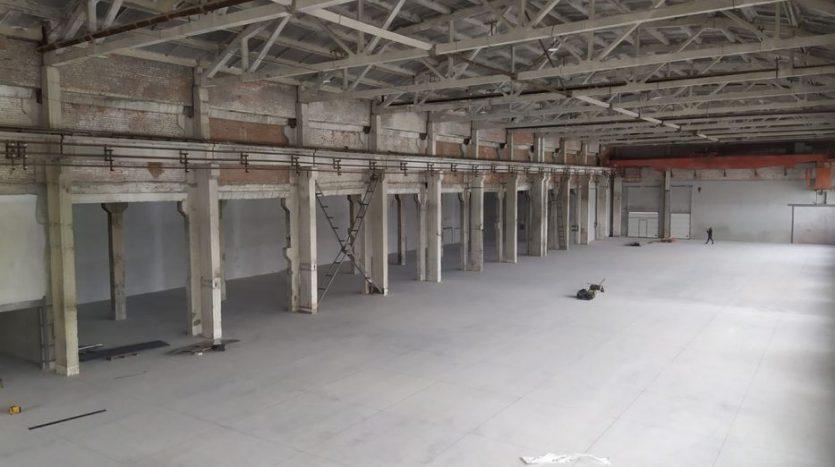 Аренда - Неотапливаемый склад, 1120 кв.м., г. Львов - 2