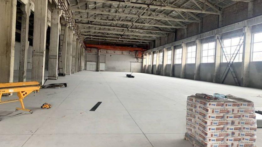 Аренда - Неотапливаемый склад, 1120 кв.м., г. Львов - 4