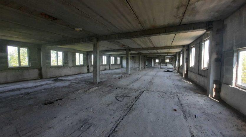 Rent - Dry warehouse, 1600 sq.m., Glevakha