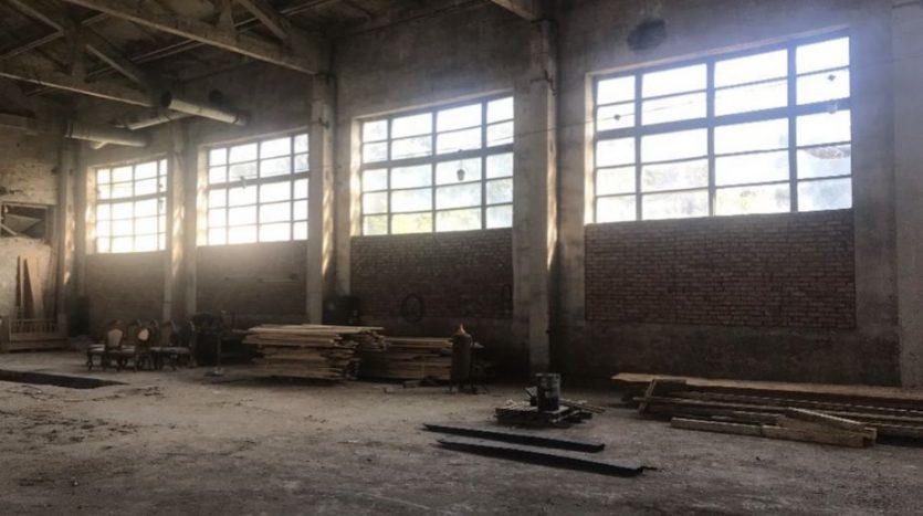 Аренда - Сухой склад, 900 кв.м., г. Шацк - 2