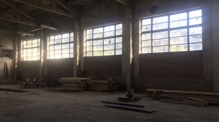 Аренда - Сухой склад, 900 кв.м., г. Шацк - 4