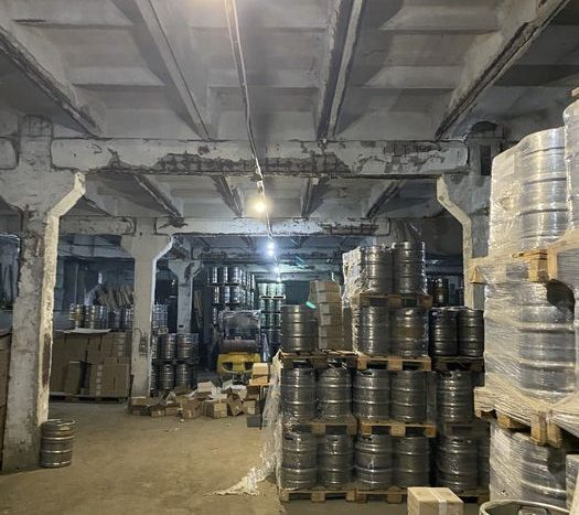Оренда - Сухий склад, 1400 кв.м., м Олексіївка