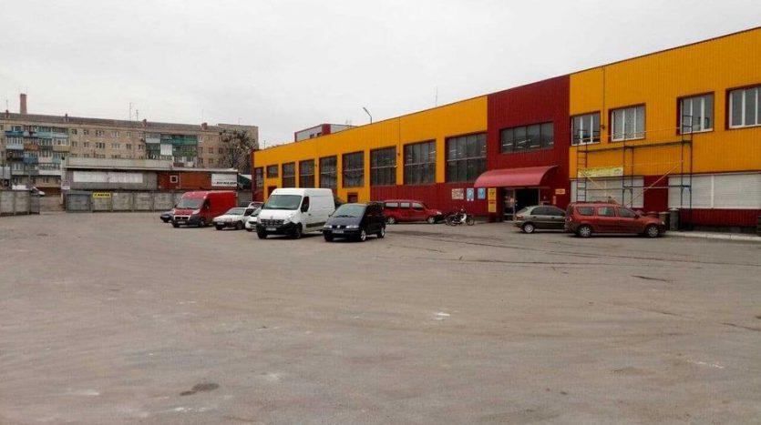 Продаж - Теплий склад, 4714 кв.м., м Хмельницький - 2
