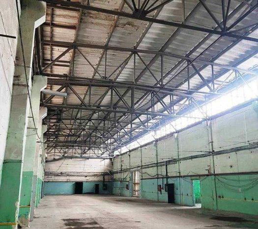 Rent - Dry warehouse, 1747 sq.m., Kiev - 5