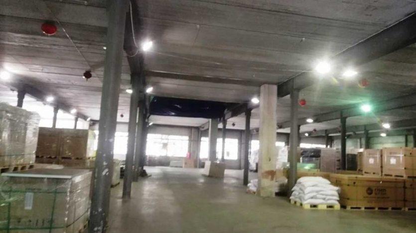 Оренда - Сухий склад, 1700 кв.м., м Київ - 2