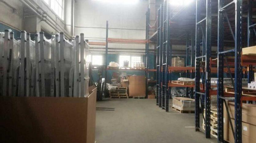 Аренда - Теплый склад, 687 кв.м., г. Киев - 2