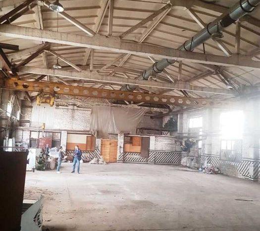 Оренда - Сухий склад, 510 кв.м., м Щасливе - 2
