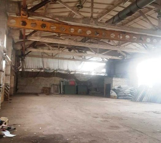 Оренда - Сухий склад, 510 кв.м., м Щасливе - 3