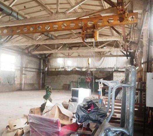 Оренда - Сухий склад, 510 кв.м., м Щасливе - 4