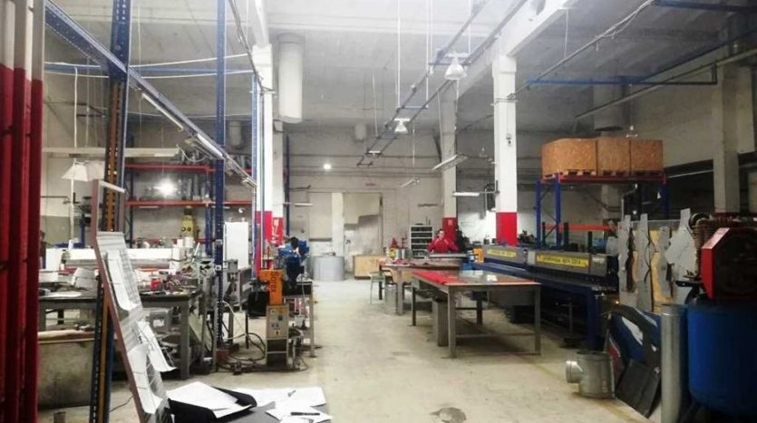 Аренда - Сухой склад, 1030 кв.м., г. Киев - 17