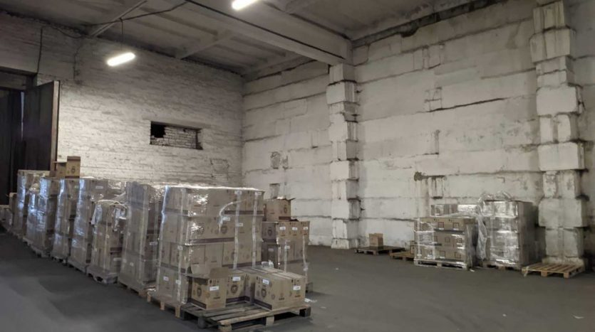 Rent - Dry warehouse, 750 sq.m., Dnipro - 3