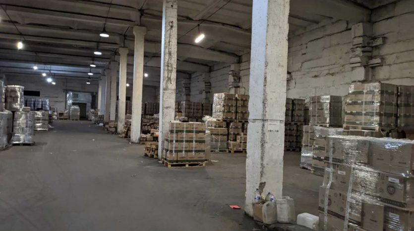 Rent - Dry warehouse, 750 sq.m., Dnipro - 4