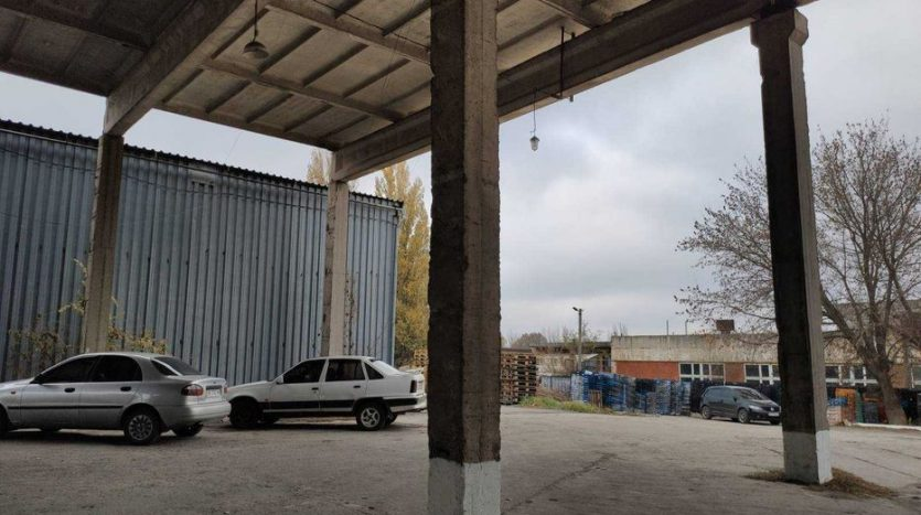 Rent - Dry warehouse, 750 sq.m., Dnipro - 7