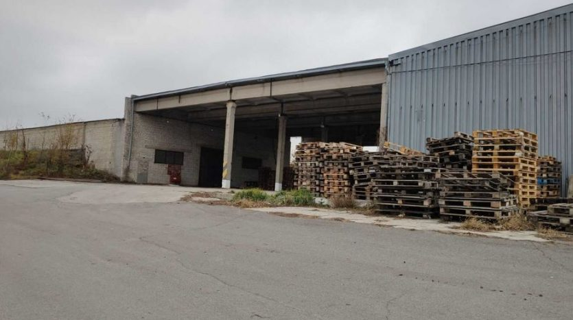 Rent - Dry warehouse, 750 sq.m., Dnipro - 8