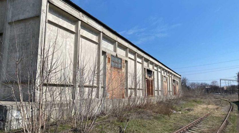 Sale - Dry warehouse, 740 sq.m., Novomoskovsk - 2
