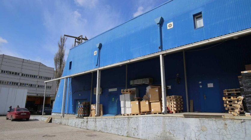 Kiralık - Sıcak depo, 670 m2, Kiev - 2
