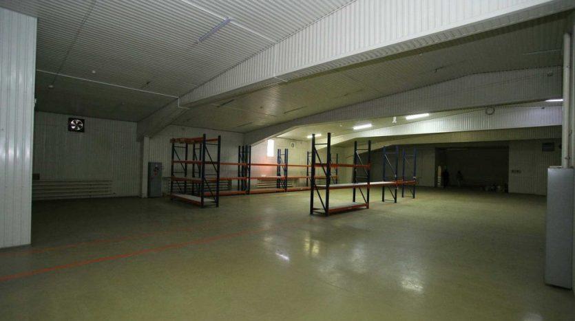 Kiralık - Sıcak depo, 670 m2, Kiev - 6