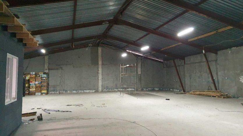Rent - Warm warehouse, 625 sq.m., Zmeenets - 3