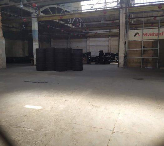 Аренда - Неотапливаемый склад, 550 кв.м., г. Львов