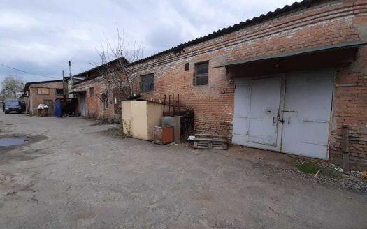 Satılık – Sıcak depo, 678 m2, Poltava
