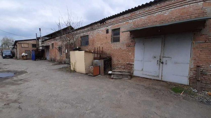Satılık - Sıcak depo, 678 m2, Poltava