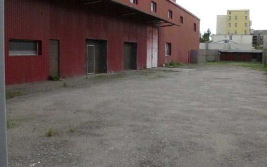 Sale – Warm warehouse, 2106 sq.m., Kharkov
