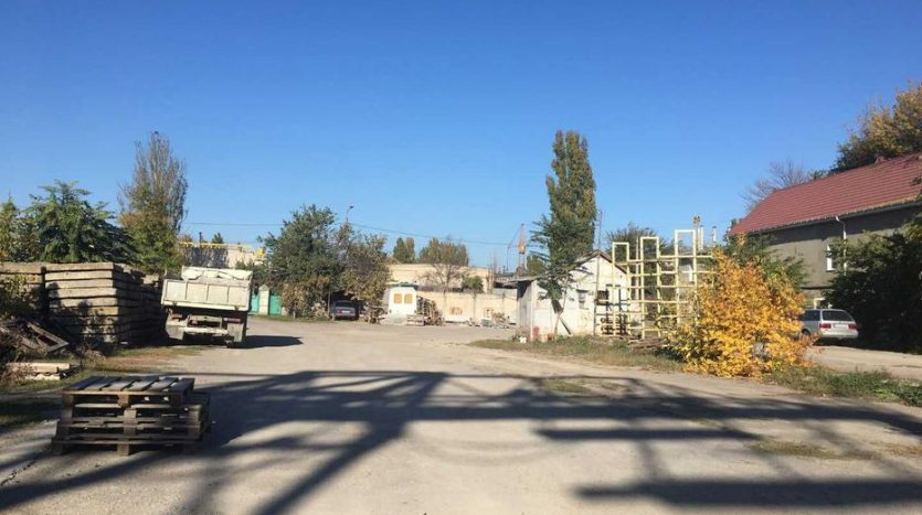 Продажа - Сухой склад, 2460 кв.м., г. Одесса - 3