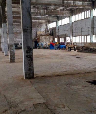 Sale - Dry warehouse, 2800 sq.m., Otynia