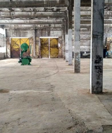 Sale - Dry warehouse, 2800 sq.m., Otynia - 2