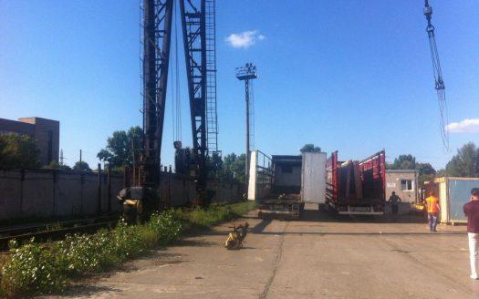 Satılık – Kuru depo, 5600 m2, Kiev