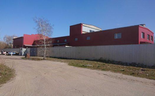 Продаж – Теплий склад, 2110 кв.м., г. Харьков