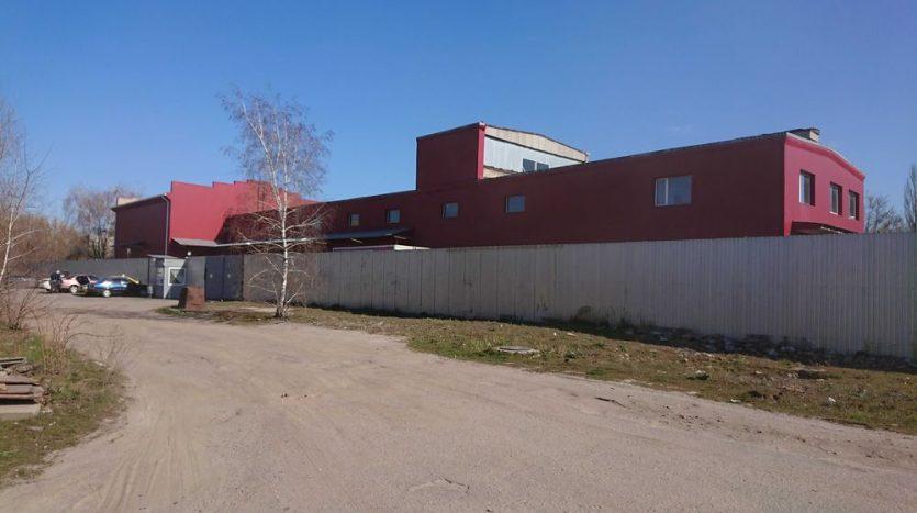 Sale - Warm warehouse, 2110 sq.m., Kharkov