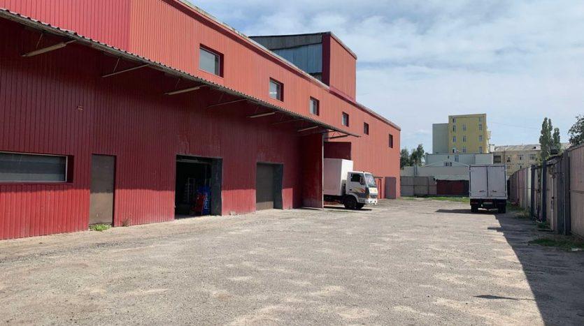 Sale - Warm warehouse, 2110 sq.m., Kharkov - 2
