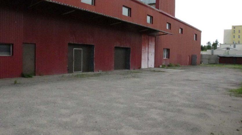 Sale - Warm warehouse, 2100 sq.m., Kharkov