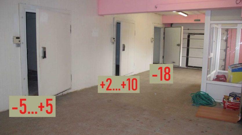 Sale - Warm warehouse, 2100 sq.m., Kharkov - 2