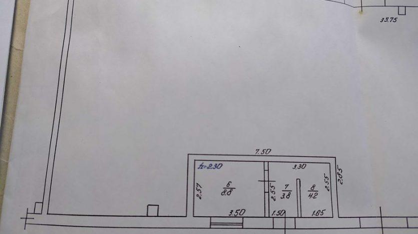 Продаж - Сухий склад, 546 кв.м., м Червоноград - 4