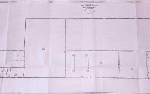 Rent – Warm warehouse, 2274 sq.m., Stepanovka