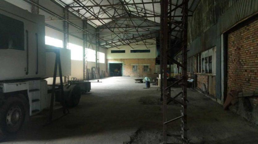 Аренда - Теплый склад, 2274 кв.м., г. Степановка - 2