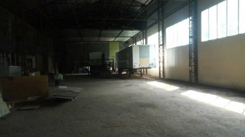 Аренда - Теплый склад, 2274 кв.м., г. Степановка - 4