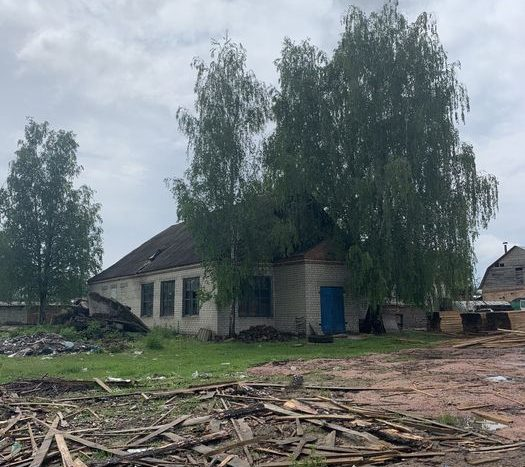 Rent - Dry warehouse, 1000 sq.m., Ovruch - 4
