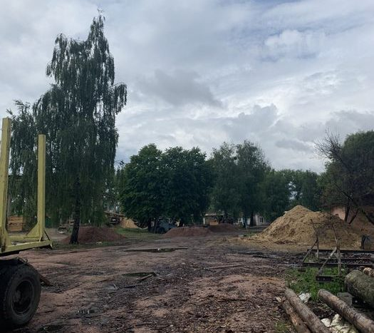 Rent - Dry warehouse, 1000 sq.m., Ovruch - 6