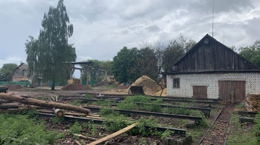 Rent - Dry warehouse, 1000 sq.m., Ovruch - 7