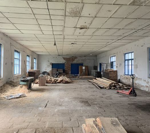 Rent - Dry warehouse, 1000 sq.m., Ovruch - 8