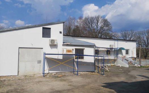 Продажа — Сухой склад, 810 кв.м., г. Львов